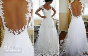 wedding dresses online discount white lace wedding dresses 2015 cap sleeve appliques