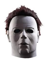 michael myers halloween deluxe michael myers mask fancy