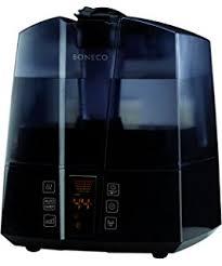 Luma Comfort Cool Mist Vase Humidifier Amazon Com Luma Comfort Hcw10b Cool U0026 Warm Mist Humidifier 2