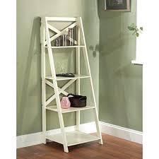 Tiered Bookshelf Bookcase Sauder Ladder Shelves Sauder Ladder Bookshelf Target