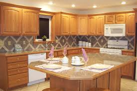 kitchen room 2017 adorable brown color butcher block kitchen
