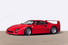 f40 auction f40 sells for 1 1m at auctionata sale