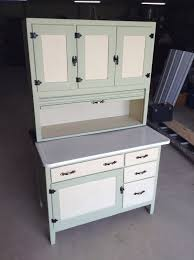 sellers kitchen cabinet antique hoosier sellers kitchen cabinet cupboard painted cream
