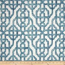 lacefield imperial slub seaside blue discount designer fabric