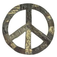 peace sign decorations for bedrooms modern contemporary peace sign wall decor allmodern
