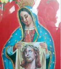 imágenes religiosas que lloran sangre en nuevo laredo cuadro de la virgen llora sangre marcianitos verdes