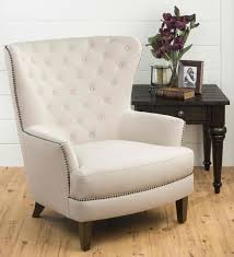 Oversized Accent Chair Jofran Chair Oversized Wing Back Accent Chair With Antique
