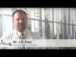 dr j d day neurosurgeon uams