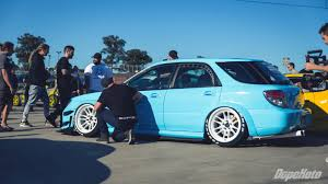 bagged subaru wagon 2016 wtac show and shine favourites dopekoto