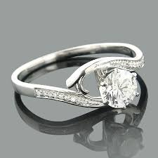 low cost engagement rings affordable engagement rings 14k gold ring 34ct