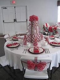 christmas party table decorations these would make cute as a table centerpiece if smaller holiday