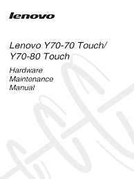 manual lenovo y70 70 electrostatic discharge switch