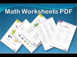 math worksheets for kids pdf printable downloads free youtube