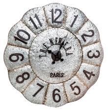 beach theme wall clocks