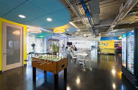 Google Dublin Office Fennie Mehl Architects Officelovin U0027