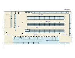 5 000 8 999 sq ft modern store equipment www