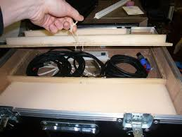 build a flightcase pedal board 6 steps with pictures