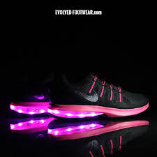 ladies light up shoes 8 best womens light up custom shoes images on pinterest custom