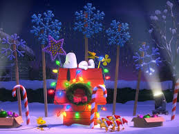 snoopy christmas dog house the peanuts teases us with sneak peak photos