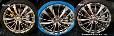 rim repair fix wheels plasti dip paint brake calipers leather