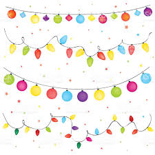 christmas lights stock vector art 529931259 istock