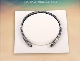 headband stand popular linen headband stand display buy cheap linen headband