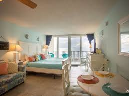 affordable beachfront studio condo homeaway treasure island