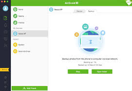 airdroid apk backup all the photos on the your phone to your own computer