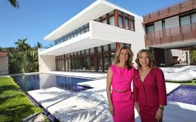 high end real estate agent secret tapes blackmail threat luxe real estate rivalry turns nasty