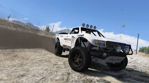 monster energy jeep trophy truck monster energy black livery any color gta5 mods com