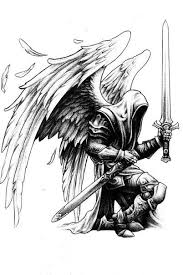 Tattoo Ideas Of Angels Best 25 Tattoos Of Angels Ideas On Pinterest Symbols And