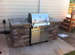 outdoor kitchen ideas for small spaces outdoor ideas of small outdoor kitchen with paving