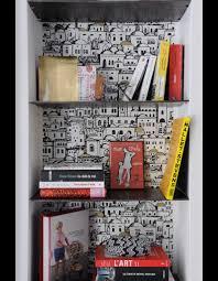 Tableau Avec Papier Peint 30 Idées Pour Relooker Vos Murs Elle Décoration