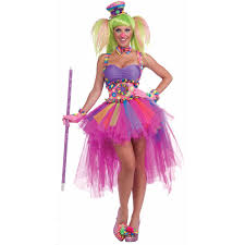 party city halloween tutus tutu lulu the clown costume buycostumes com