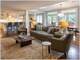 Open Floor Plan Living Room Furniture Arrangement Open Floor Plan Living Room Furniture Arrangement Really