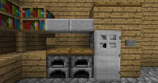 Minecraft Kitchen Furniture Minecraft Kitchen Minecraft Furniture Kitchen Modern Style Wooden