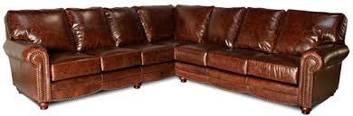 Custom Leather Sectional Sofa Sofas Or Sectionals What U0027s Your Preference Leather Creations