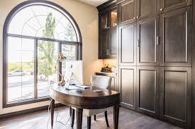 half closet half desk half circle desk with home office furniture home office traditional