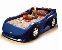 Kid Car Bed Absolute Bedrooms