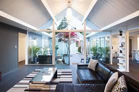 wonderful white blue wood modern design houses pool inside ideas f