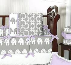 Purple Nursery Bedding Sets Baby Bedding Sets Purple Baby Nursery Bedding Sets