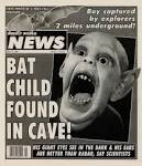 Image result for bat child