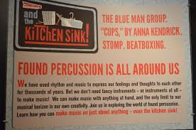 Found Percussion Exhibit And The Kitchen Sink Rhythm - Kitchen sink music