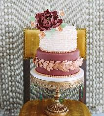 10 perfect marsala wedding cakes crazyforus