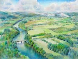 paint places the art of the landscape places to paint