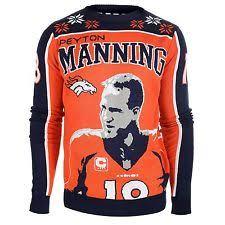 peyton manning nfl sweaters ebay