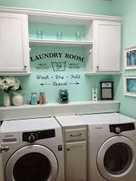 laundry room decor ideas modern and chic laundry room ideas