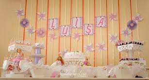 Interior Design Simple Barbie Theme by Kara U0027s Party Ideas Barbie Doll Fashion 7th Birthday Party