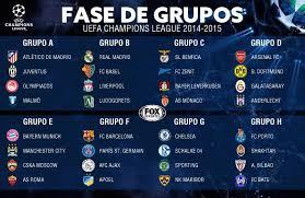 Jadwal Liga Chion Hasil Lengkap Liga Chions Kamis 17 9 2015 Live