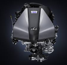 lexus hybrid system 2016 lexus lc 500h detailed u2013 new multi stage hybrid system uses